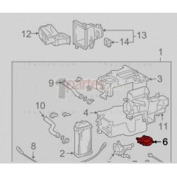 Actuador de compuerta - Motor