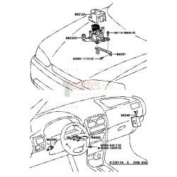Actuador del piloto automático
