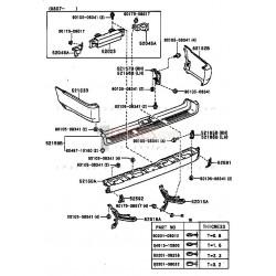 Extension izquierda (piloto) - CROMADA